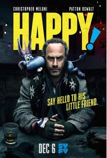 Happy! The Complete 1st Season