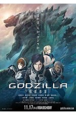 Godzilla Part 1 - Planet of the Monsters (2017)