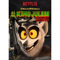 All Hail King Julien: Exiled The Complete 1st Season
