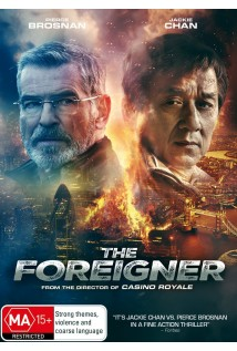 Foreigner (2017) The