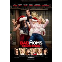 Bad Moms Christmas (2017) A