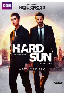 Hard Sun The Complete 1st Series