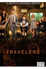 Travelers Season 2 Disc 1