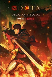 Dota: Dragon's Blood The Complete 1st Season