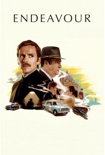 Endeavour The Complete 4th Series