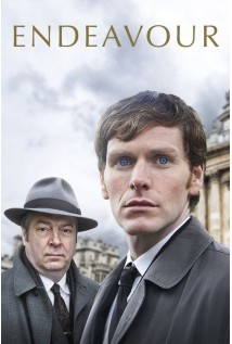 Endeavour The Complete 3rd Series