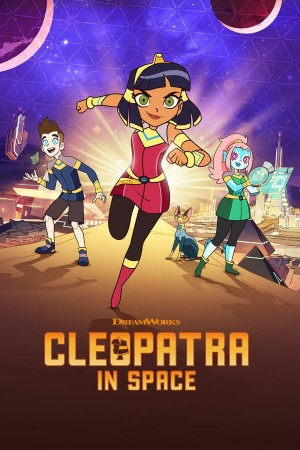 Cleopatra in Space The Complete 1st Season