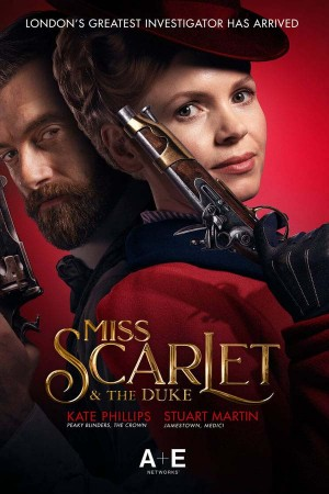 Miss Scarlet And The Duke The 1st Series