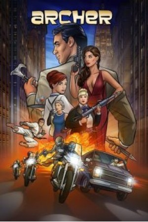 Archer The Complete 11th Season