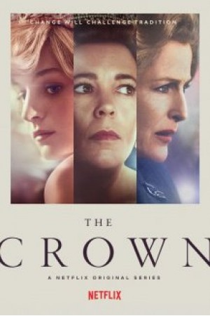 The Crown The Complete 4th Series