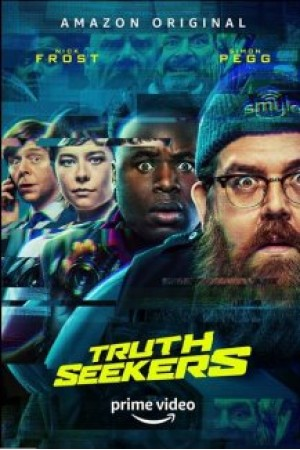 Truth Seekers The Complete 1st Season