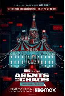 Agents of Chaos The Complete 2 Part Mini-Series