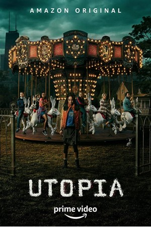 Utopia Season 1 Disc 1