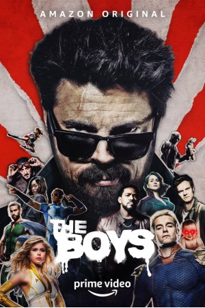 Boys Season 2 Disc 2 The
