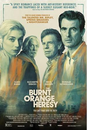 Burnt Orange Heresy (2019) The