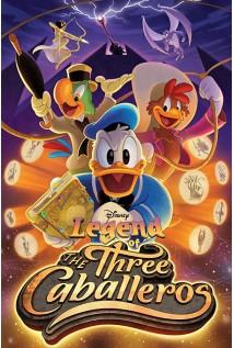 Legend of the Three Caballeros 1st Season