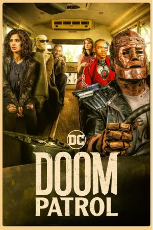 Doom Patrol Season 2 Disc 1