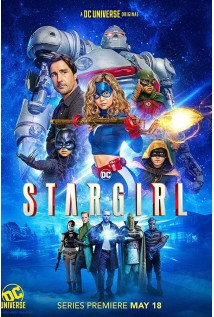 Stargirl Season 1 Disc 2