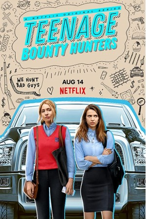 Teenage Bounty Hunters Season 1 Disc 1