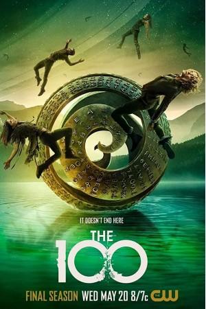 100 Season 7 Disc 2 The