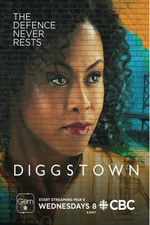 Diggstown The Complete 1st Season