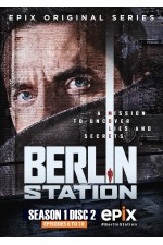 Berlin Station - Season 1 Disc 2 (6-10)