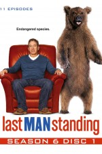 Last Man Standing - Season 6 Disc 1 (1-11)