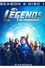 Legends of Tomorrow - Season 2 Disc 1 (1-8)