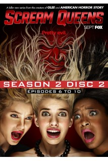 Scream Queens - Season 2 Disc 2 (6-10)