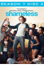 Shameless - Season 7 Disc 2 (7-12)