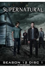 Supernatural - Season 12 Disc 1 (1-8)
