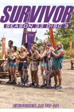 Survivor - Season 33 Disc 3 (12-15)