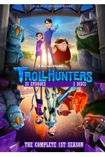 Trollhunters - Season 1 Disc 1