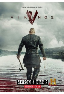 Vikings – Season 4 Disc 2 (8-14)