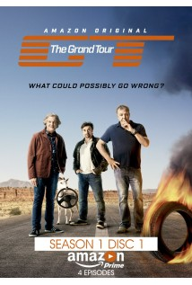 Grand Tour - Season 1 Disc 1 (1-4) The