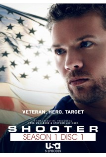 Shooter - Season 1 Disc 1 (1-5)