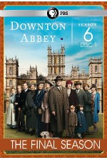Downton Abbey - Season 6 Disc 1 (1-4)
