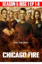 Chicago Fire - Season 5 Disc 1 (1-8)