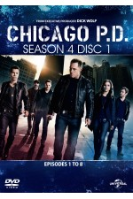 Chicago PD - Season 4 Disc 1 (1-8)