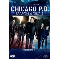 Chicago PD Season 4 Disc 2 Ep 9-16 (Disc 2 of 3)