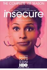 Insecure  -The Complete 1st Season Episodes 1-8   (Disc 1 )