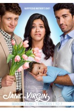 Jane the Virgin Season 3 Disc 2 Ep 8-14 (Disc 2 of 3)