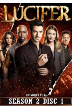 Lucifer - Season 2 Disc 1 (1-8)