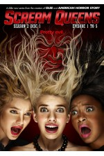 Scream Queens - Season 2 Disc 1 (1-5)