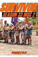 Survivor - Season 33 Disc 2 Episodes 6-10 (Disc 2 of 3)