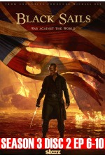 Black Sails - Season 4 Disc 1 Episodes 1-5 (Disc 1 of 2)