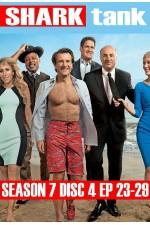 Shark tank  - Season 7 Disc 4 (23-29)