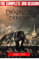 Da Vinci's Demons - Season 3 Disc 2