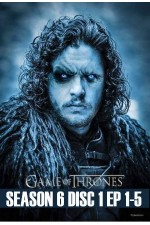 Game of Thrones – Season 6 Disc 1 (1-5)