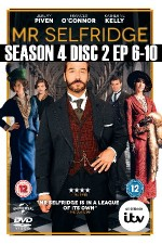 Mr. Selfridge Season 4 Disc 2 (6-10)